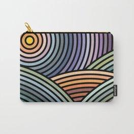 Hypnotic landscape Carry-All Pouch