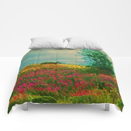 Scottish Weeds Comforters