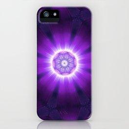 Kaleidoscope 'K3 SN' iPhone Case