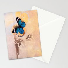 A beautiful stain... Stationery Cards
