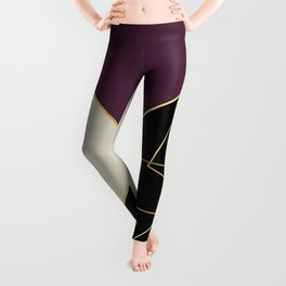 Walking Fifth Avenue Leggings