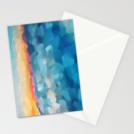 Some Faraway Beach Stationery Cards