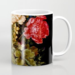 "Ambrosius Bosschaert the Elder ""Still life with flowers"" Coffee Mug"