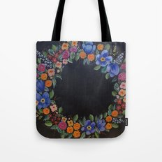 Wreath Tote Bag