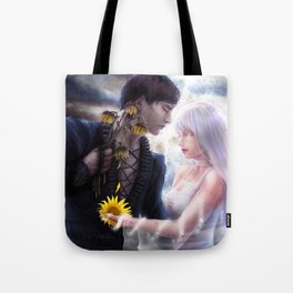 Death and Life Tote Bag