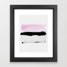 Reason/Play Framed Art Print