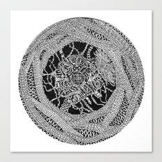 The Mecha Canvas Print