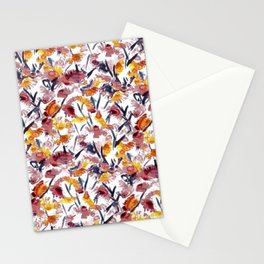 new floral Stationery Cards