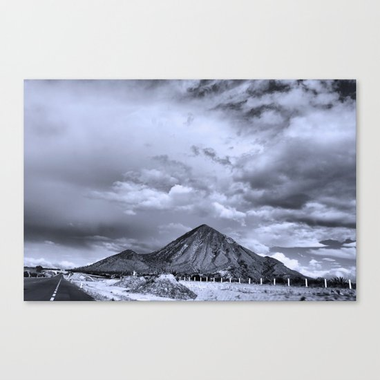 Vista Canvas Print