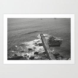 Cascais 6 Art Print