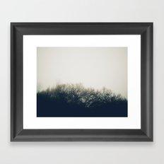 Fog Noir 3 Framed Art Print