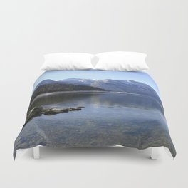 Como Lake Duvet Cover