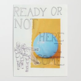 ready or not ! Poster