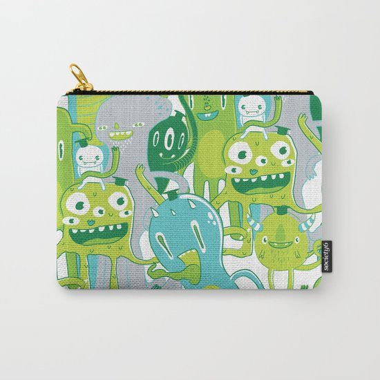 Done with Monster School! Carry-All Pouch