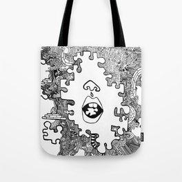 piece  Tote Bag