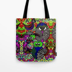 A window in to your head Tote Bag