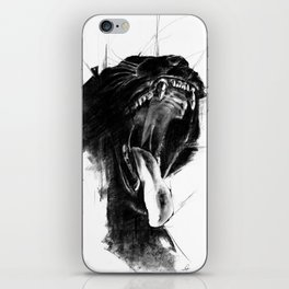 The Untamed iPhone Skin
