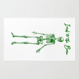 Irish to the Bone Rug