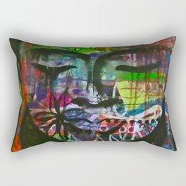 Friends and Lovers Rectangular Pillow