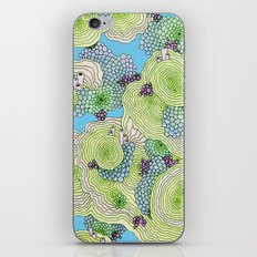Reef #3.5 iPhone & iPod Skin