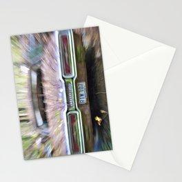 Thunderbird Lanes Stationery Cards