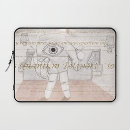 Birth Place Laptop Sleeve