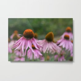 apart from the crowd Metal Print