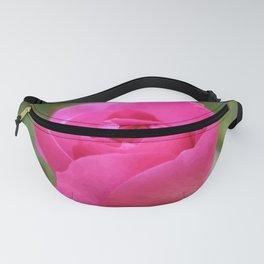 Pink Rose Fanny Pack