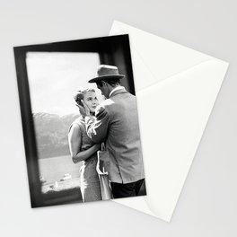 Collage À bout de souffle - Jean Luc Godard (1960) Stationery Cards