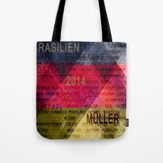 Team Germany Tote Bag