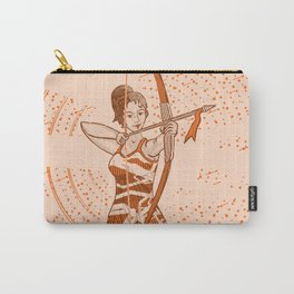 Archer girl Carry-All Pouch