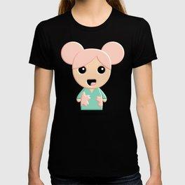 Yuko Sakura Kokeshi Doll T-shirt