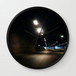 dark1 Wall Clock