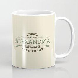 Alexandria Safe Zone Free Trade Coffee Mug