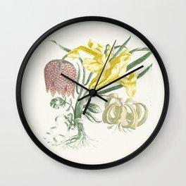 Frittalaria and co. Wall Clock