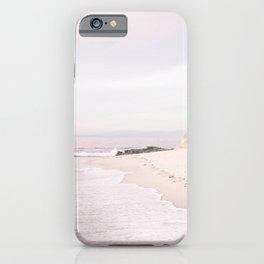 Sunset at La Jolla iPhone Case