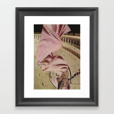 open the box Framed Art Print