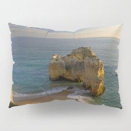 Praia da Rocha, Portugal Pillow Sham