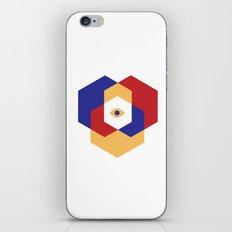 H E X | Eye iPhone & iPod Skin