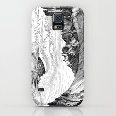 The mountains Galaxy S5 Slim Case