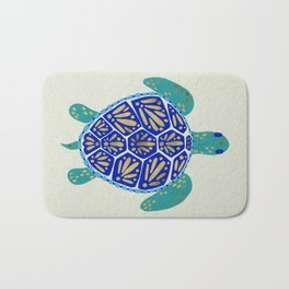 Sea Turtle Bath Mat