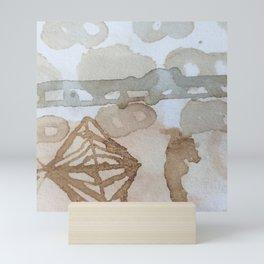 Morning dew Mini Art Print