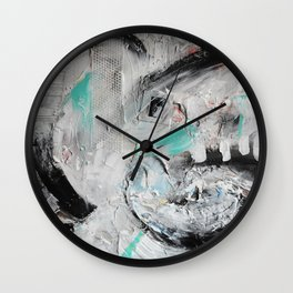 The Sea Within  Wall Clock
