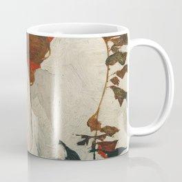 Portrait of Wally by Egon Schiele Coffee Mug