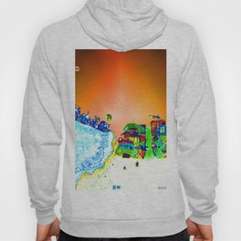 bright glittering sands and UFO Hoody