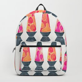 Retro Vibes – Peachy Pink Palette Backpack