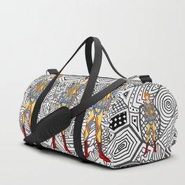 Heroes Fashion 1 Duffle Bag