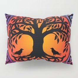 Viking Yggdrasil World Tree Pillow Sham