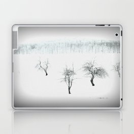 Bare bones in Winter Laptop & iPad Skin