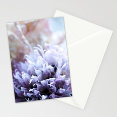 Flower Funeral Stationery Cards